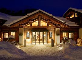 Les Granges d'en Haut - Chamonix Les Houches, cabin in Les Houches