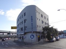 Roma Hotel, hotel in Porto Alegre