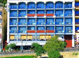 Quattro City Seaport Hotel, hotel in Alanya
