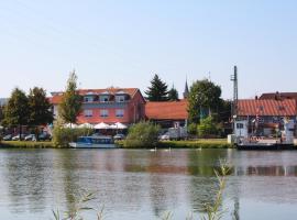 Hotel-Gasthof zum Ritter, hôtel à Haßmersheim