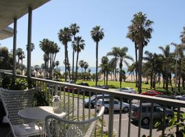 Bayside Hotel, boutique hotel in Los Angeles