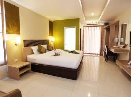 Green Hotel and Resort, hotel in Khon Kaen