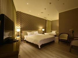 A casa Hotel, hotel in Longtan