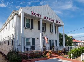 Rose Manor Bed & Breakfast, B&B in New Orleans