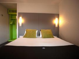 Campanile Avallon, hôtel à Sauvigny-le-Bois
