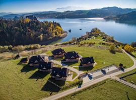 Osada Cztery Pory Roku Czorsztyn – hotel w Czorsztynie