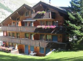 Haus Marico, apartment in Zermatt