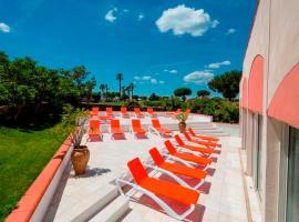 Vacancéole - Résidence Le Palmyra Golf, hôtel au Cap d'Agde