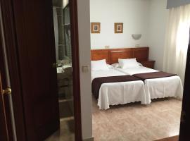 Hotel Martin, отель в городе Толедо