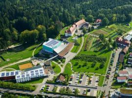 Schönblick. Christliches Gästezentrum, Hotel in Schwäbisch Gmünd