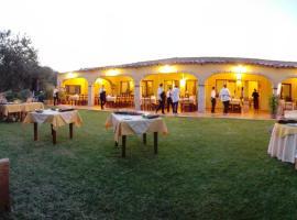 Hotel I Menhirs, hotell i Annunziata