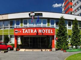Tatra Hotel, hotel poblíž Letiště Poprad-Tatry - TAT,