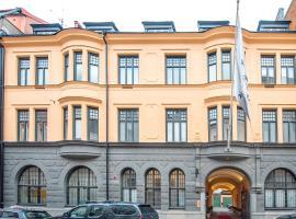 Unique Hotel, hotel near Stockholm Central Station, Stockholm