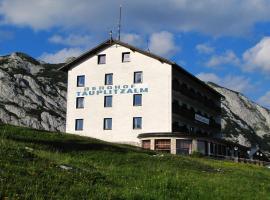 Hotel Berghof Tauplitzalm, Hotel in der Nähe von: Mitterstein, Tauplitzalm