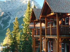 Buffalo Mountain Lodge, hotel in Banff