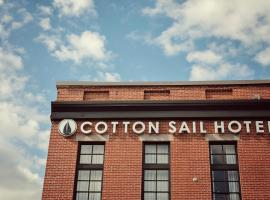 The Cotton Sail Hotel Savannah - Tapestry Collection by Hilton, boutique hotel in Savannah
