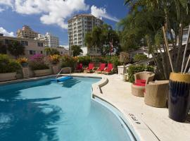 La Casa Del Mar, hotel near The Galleria at Fort Lauderdale Shopping Center, Fort Lauderdale