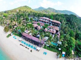 The Sea Koh Samui Beachfront Resort & Spa, hotel in Mae Nam