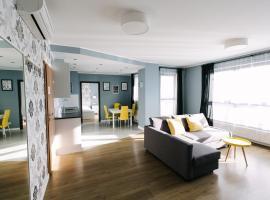 Renttner Apartamenty – hotel w pobliżu miejsca Stacja kolejowa Warszawa Zachodnia w Warszawie