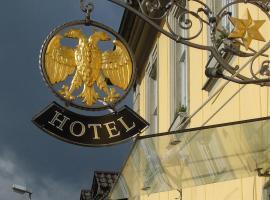 Hotel Goldener Adler, hotel near University of Bamberg, Hallstadt