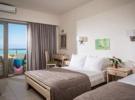 "Malliotakis Beach Hotel ""by Checkin"", hotel in Stalída"
