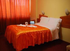 Hostal America Inn, guest house in Puno
