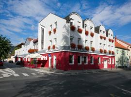Hotel Na Pekárně, hotel in Sušice