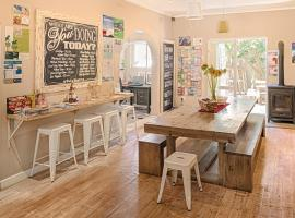 The B.I.G Backpackers, hostel in Cape Town