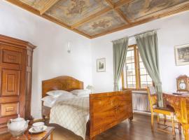 U Zeleneho hroznu, hotel in zona Castello di Praga, Praga