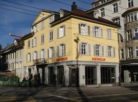 Kränzlin Hotel, hotel near Säntis, St. Gallen