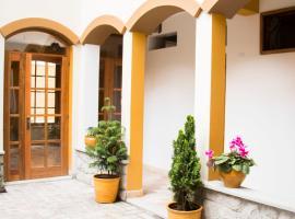 Hotel Suiza Peruana, hotel in Huaraz