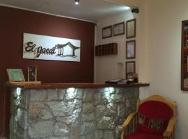 El Jacal Classic, B&B in Huaraz