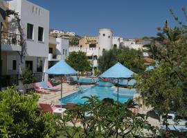 Kastro Studios Apartments, hotel in Myrtos