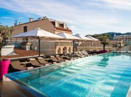 Five Seas Hotel, spa hotel in Cannes
