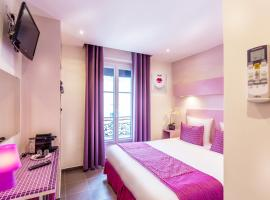 Pink Hotel, hotel in 12th arr., Paris