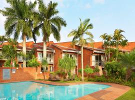 Perna Perna Lodge St Lucia, resort in St Lucia