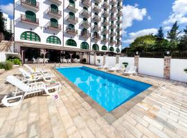 Hotel Tannenhof, hotel near Joinville Arena, Joinville