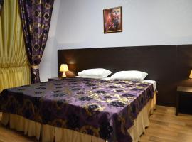 Hotel Festa, отель в Липецке