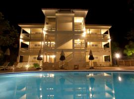 Sandy Haven Resort, accessible hotel in Negril