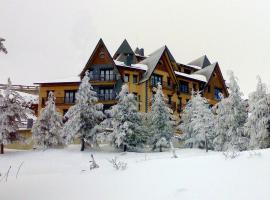 Apartamentos Boabdil, hotel en Sierra Nevada