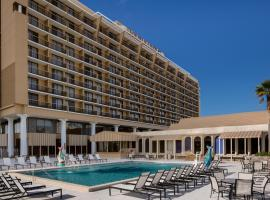 DoubleTree by Hilton Jacksonville Riverfront, FL, hotel in Jacksonville