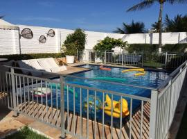 Shekinah House, hotel with pools in Cumbuco