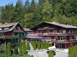 Landidyll-Hotel Nudelbacher, hotel v destinaci Feldkirchen in Kärnten