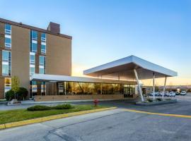 Heritage Inn Hotel & Convention Centre - Saskatoon, hotel in Saskatoon