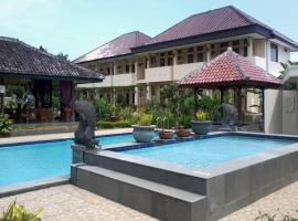 Taman Teratai Hotel, hotel in Puncak