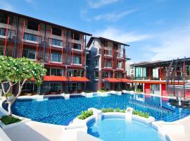 Red Ginger Chic Resort, hotel in Ao Nang Beach