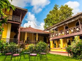 Casa Menezes - A Heritage Goan Homestay, accessible hotel in Bambolim