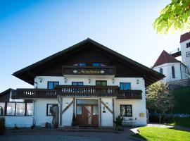 Panoramagasthof auf dem Auerberg, hotel near Pilgrimage Church of Wies, Bernbeuren