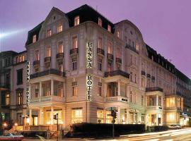 Star-Apart Hansa Hotel, hotel en Wiesbaden