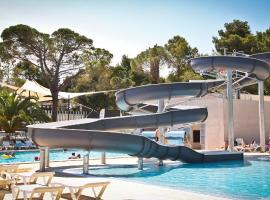 Camping Taxo Les Pins, campground in Argelès-sur-Mer